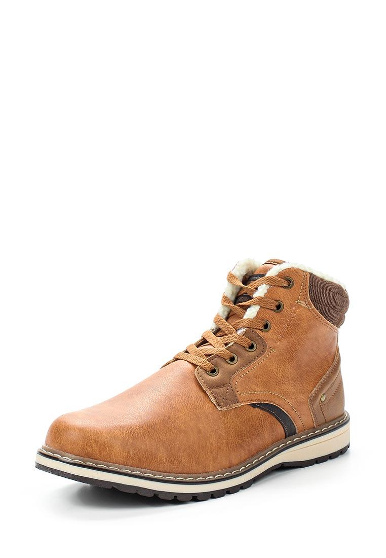 Мужские ботинки Patrol (Патрол) 463-100IM-18w-01-3