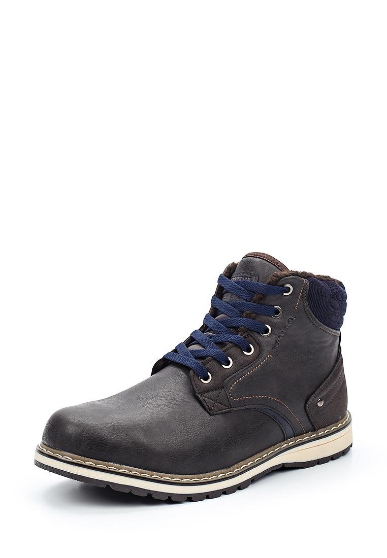 Мужские ботинки Patrol (Патрол) 463-100IM-18w-01-6