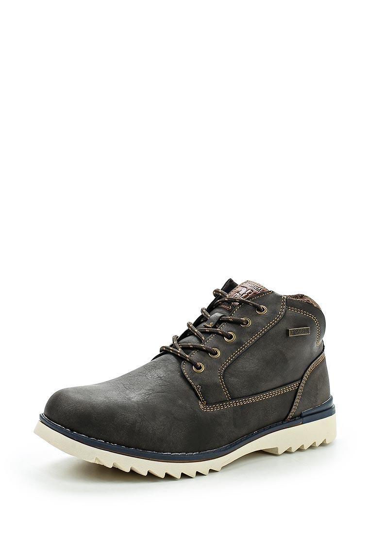 Мужские ботинки Patrol (Патрол) 463-153IM-18w-01-6