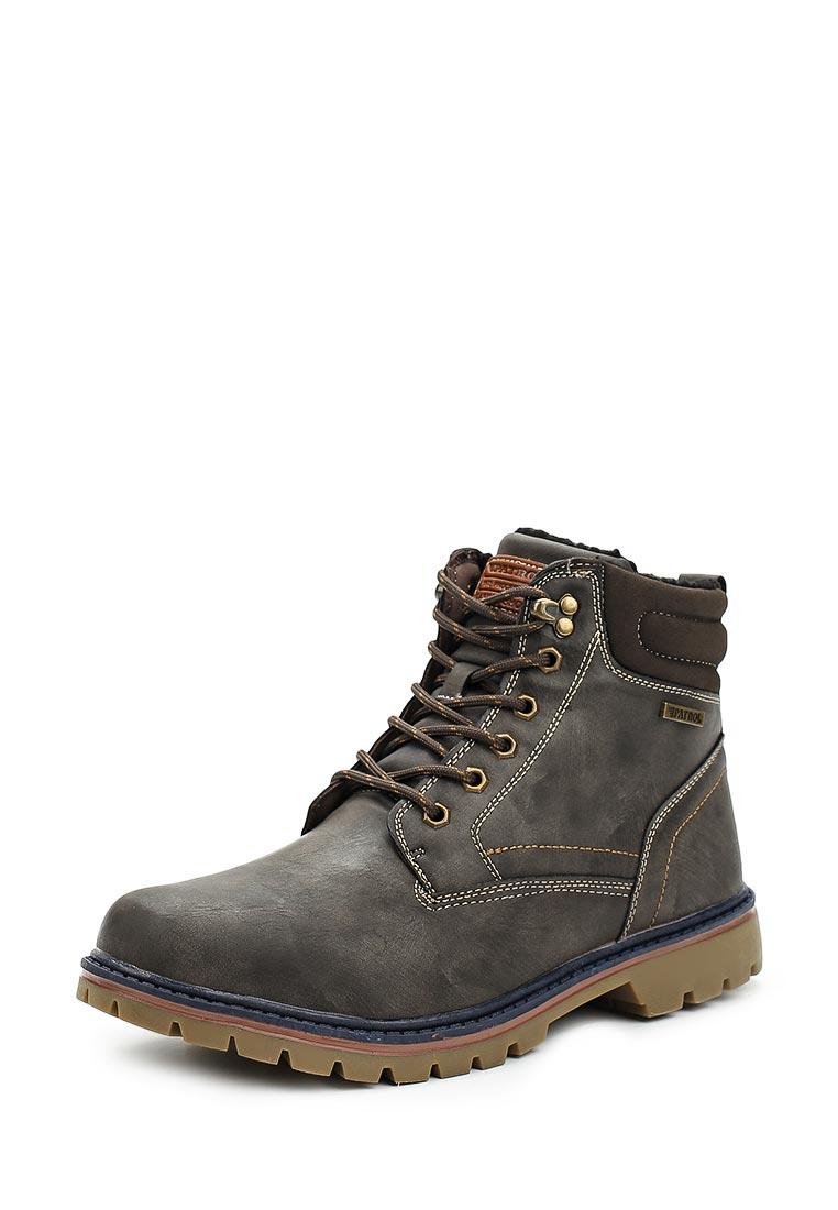 Мужские ботинки Patrol (Патрол) 463-700IM-18w-01-6
