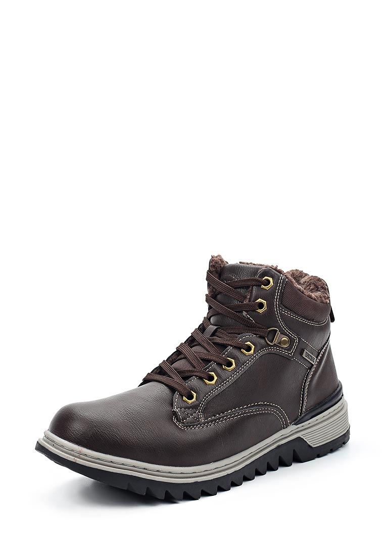 Мужские ботинки Patrol (Патрол) 486-520IM-18w-01-2