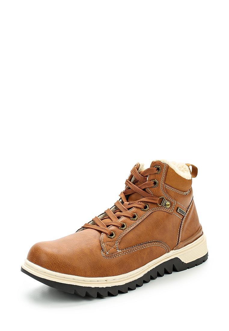 Мужские ботинки Patrol (Патрол) 486-520IM-18w-01-45