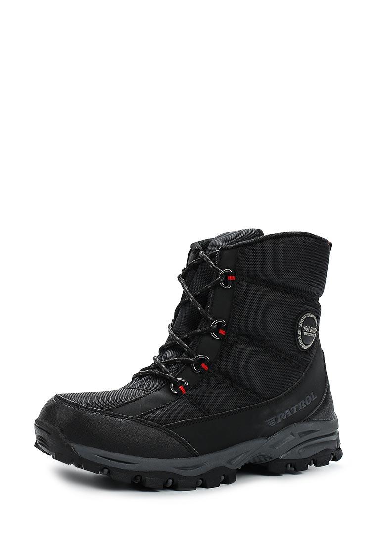 Мужские ботинки Patrol (Патрол) 488-136IM-18w-8/01-1