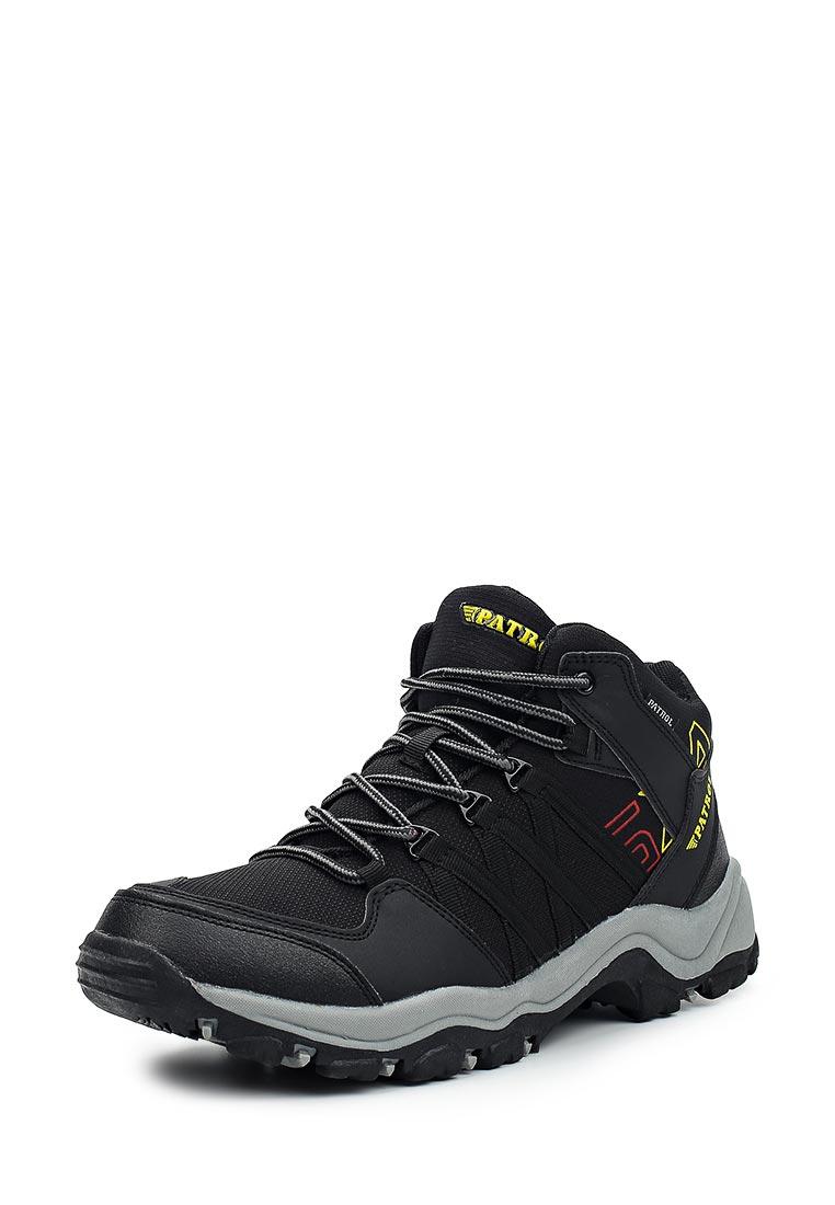 Спортивные мужские ботинки Patrol (Патрол) 521-111IM-18w-01-1