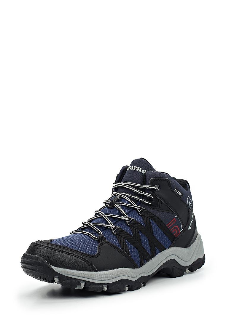 Спортивные мужские ботинки Patrol (Патрол) 521-111IM-18w-01-42