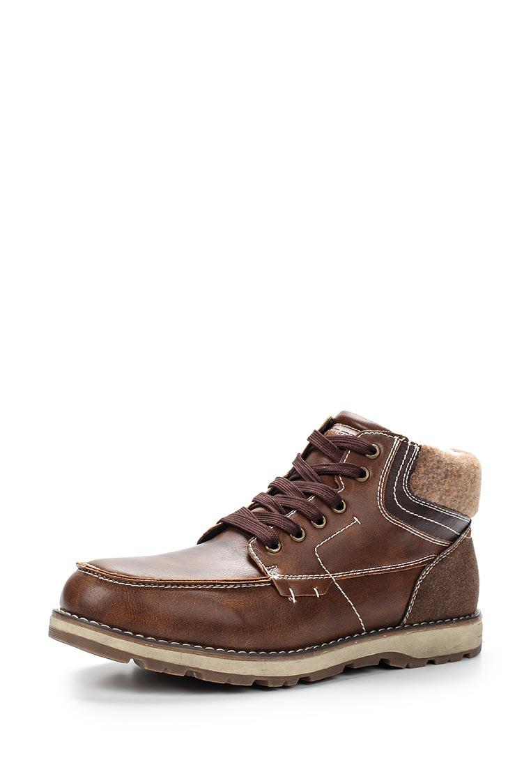 Мужские ботинки Patrol (Патрол) 521-134IM-18w-01-2