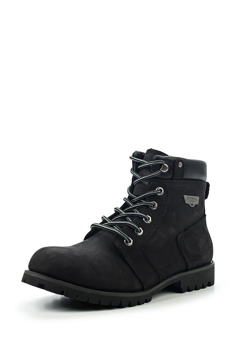 Мужские ботинки Patrol (Патрол) 456-669PM-18w-4-1