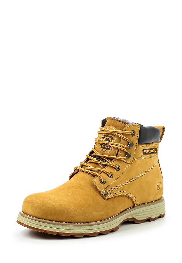 Мужские ботинки Patrol (Патрол) 456-857IM-18w-4-11: изображение 1