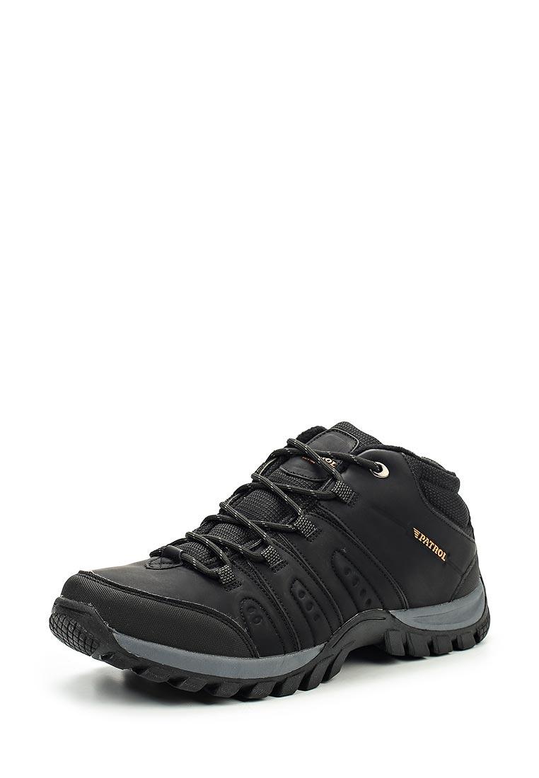 Спортивные мужские ботинки Patrol (Патрол) 557-923IM-18w-01-1