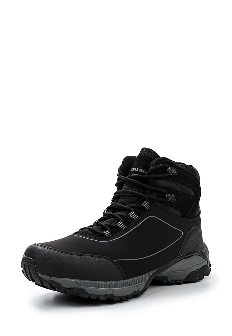 Мужские ботинки Patrol (Патрол) 596-161F-18w-01-1/5
