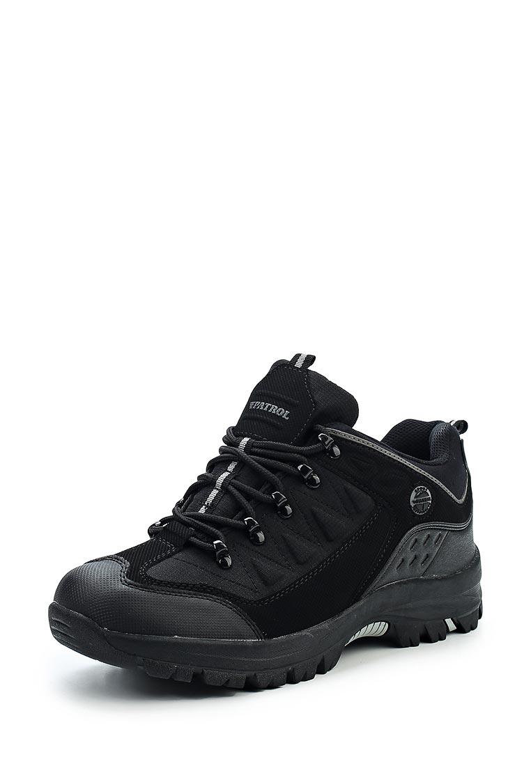 Спортивные мужские ботинки Patrol (Патрол) 443-180IM-18w-01/8-1