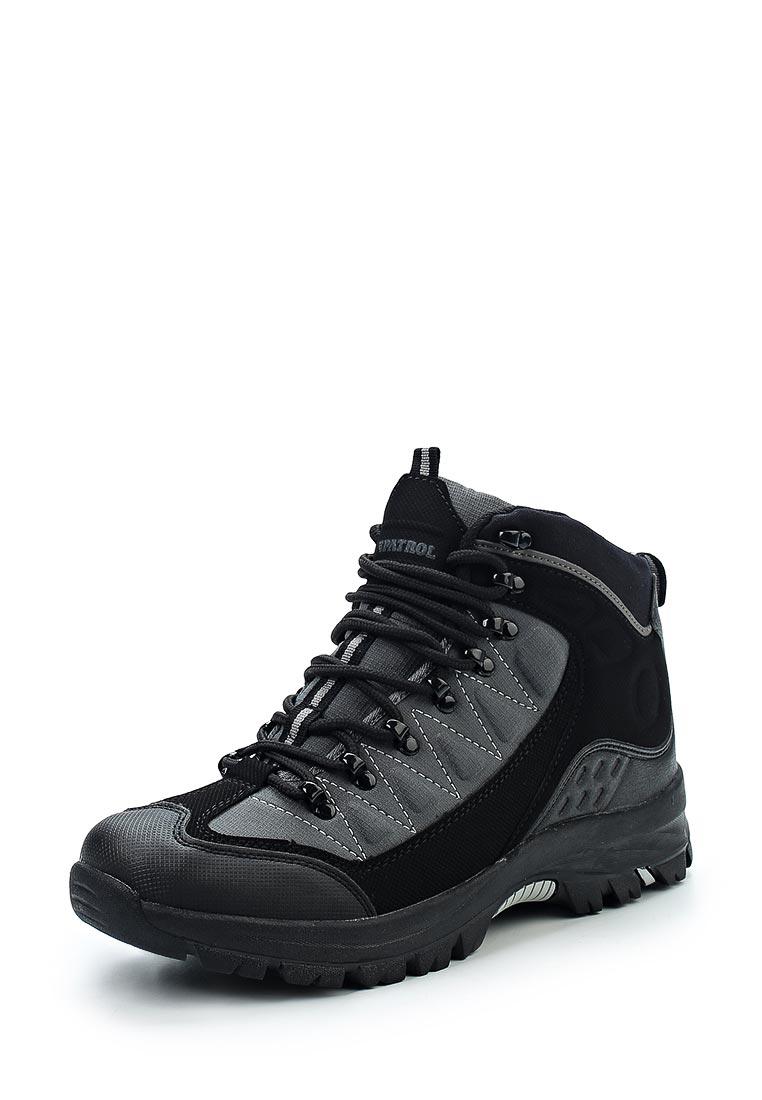 Мужские ботинки Patrol (Патрол) 443-182IM-18w-01/8-5