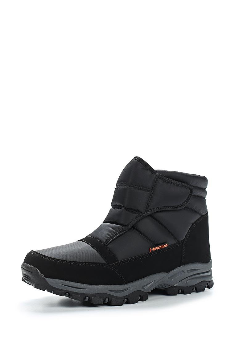 Мужские ботинки Patrol (Патрол) 488-132IM-18w-8/04-1