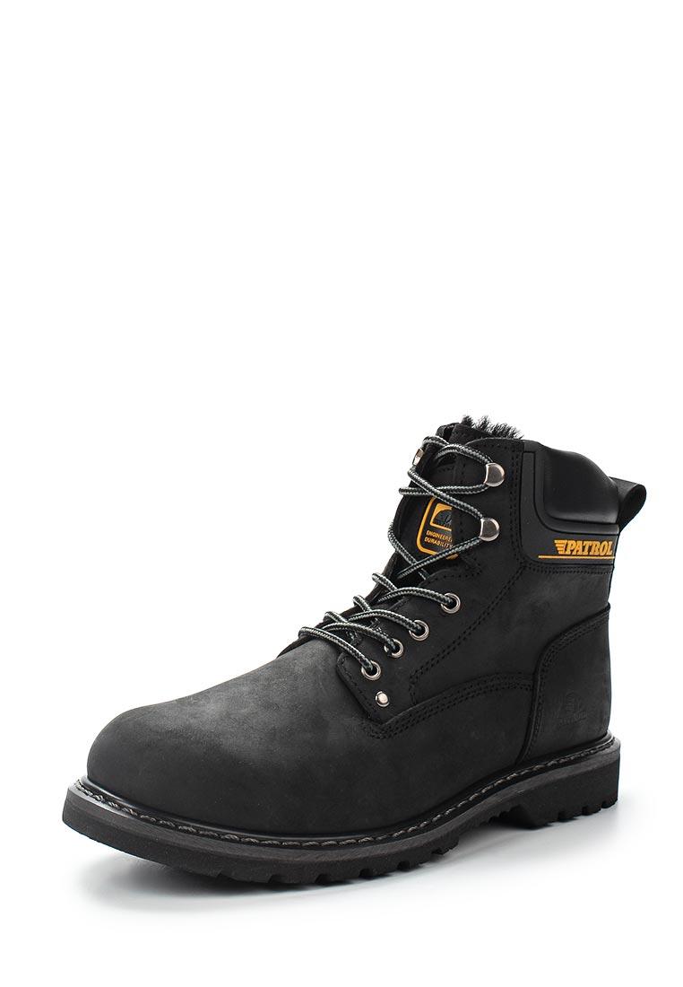 Мужские ботинки Patrol (Патрол) 456-9052PM-18w-4-1