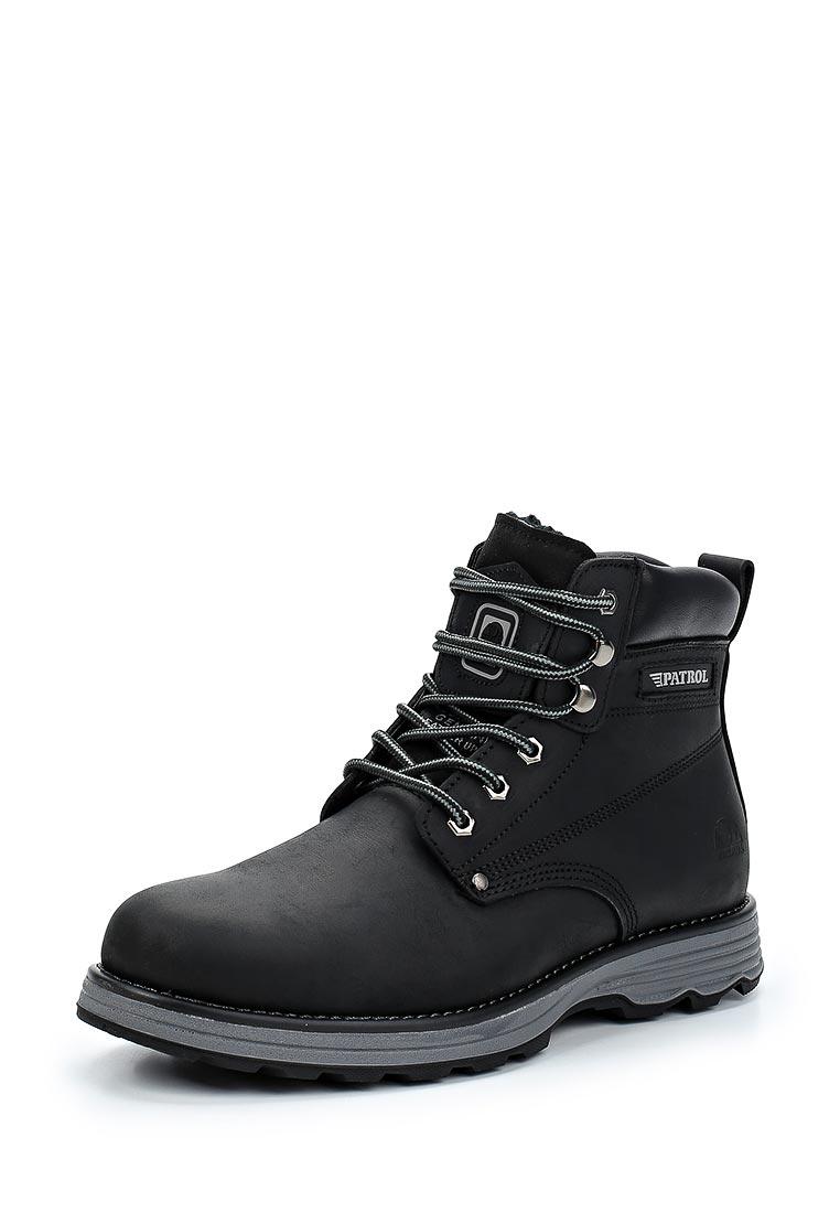 Мужские ботинки Patrol (Патрол) 456-857M-18w-1-1