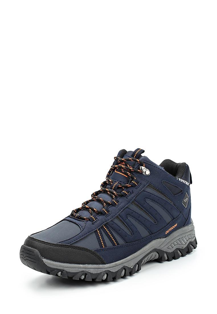 Спортивные мужские ботинки Patrol (Патрол) 532-921IM-18w-04/01-16