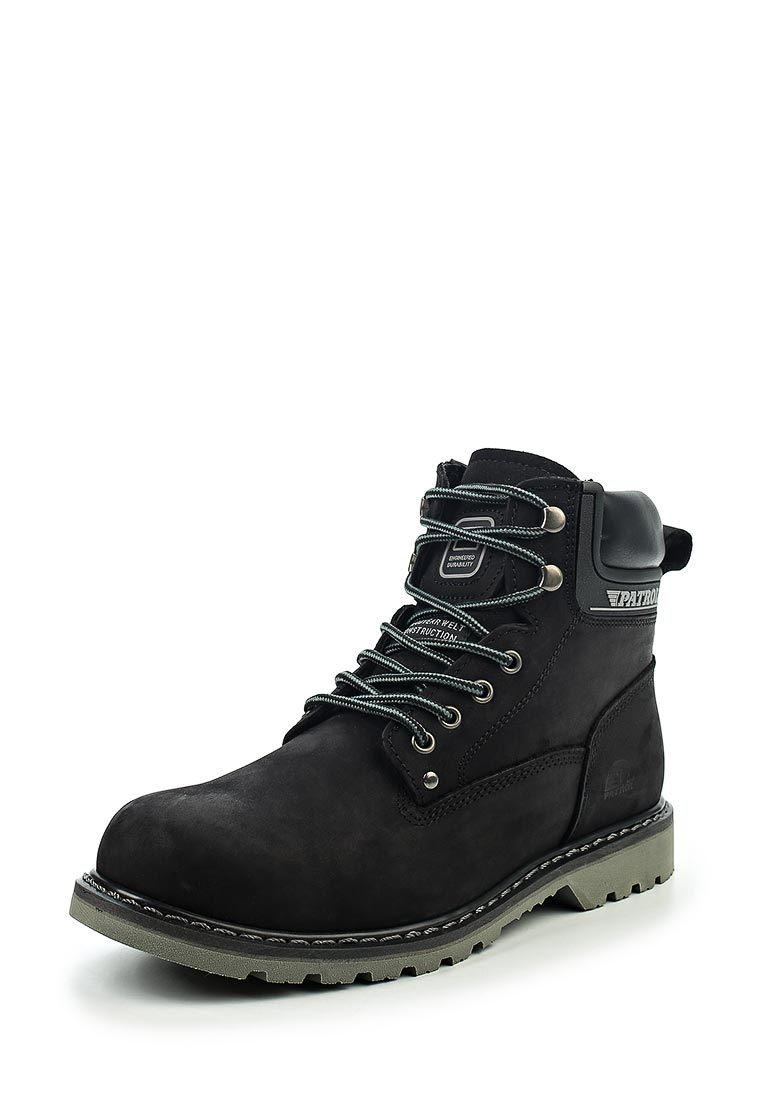 Мужские ботинки Patrol (Патрол) 456-313PM-18w-4-1