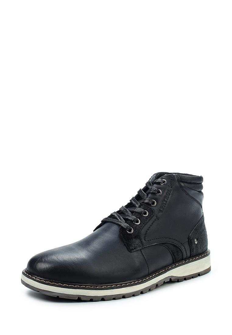 Мужские ботинки Patrol (Патрол) 475-223IM-18w-1-1