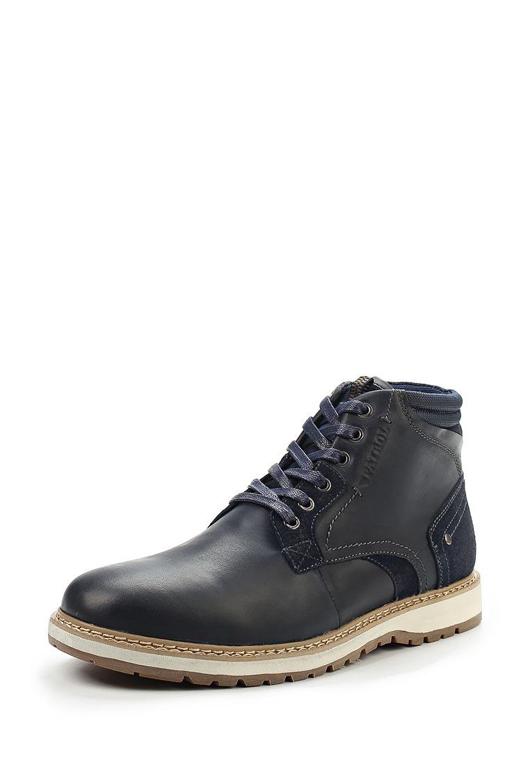 Мужские ботинки Patrol (Патрол) 475-223IM-18w-1-16