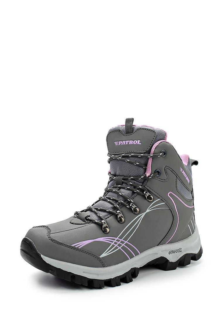 Женские спортивные ботинки Patrol (Патрол) 232-937IM-18w-04-5