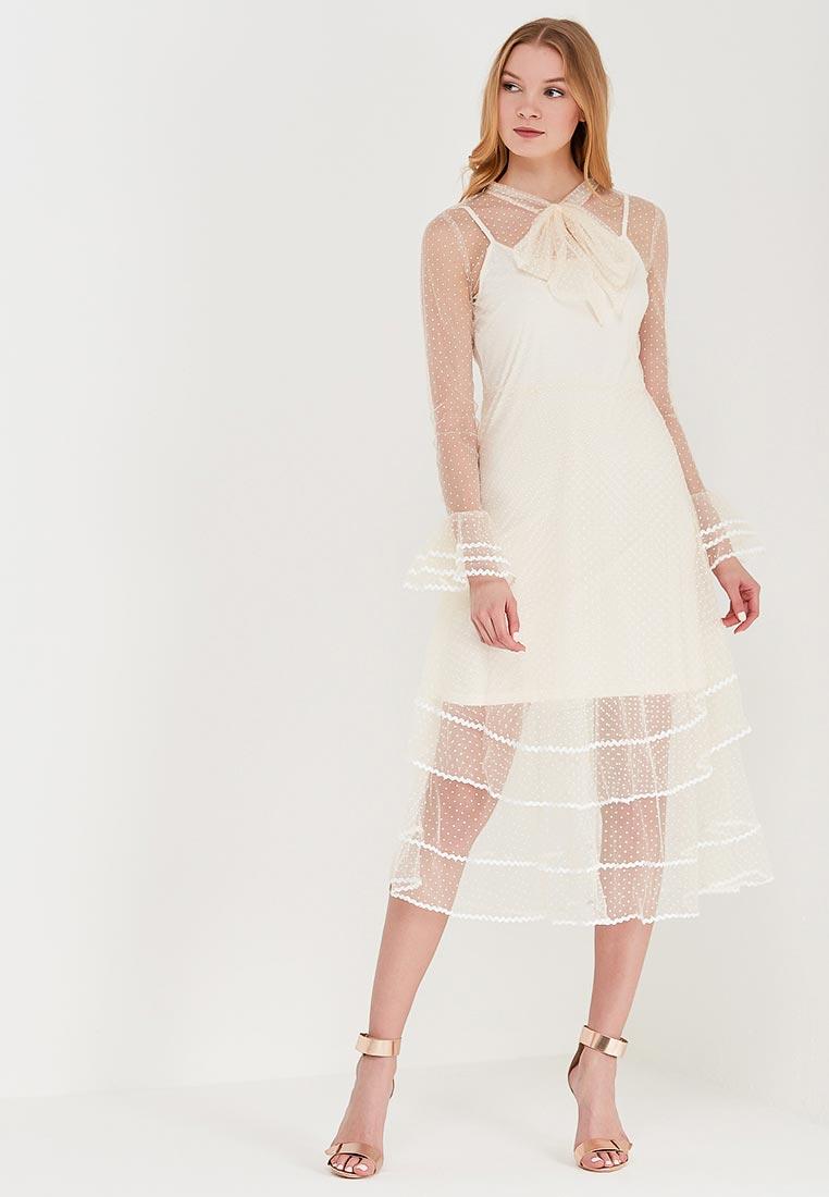 Платье-миди Paccio B006-P8171