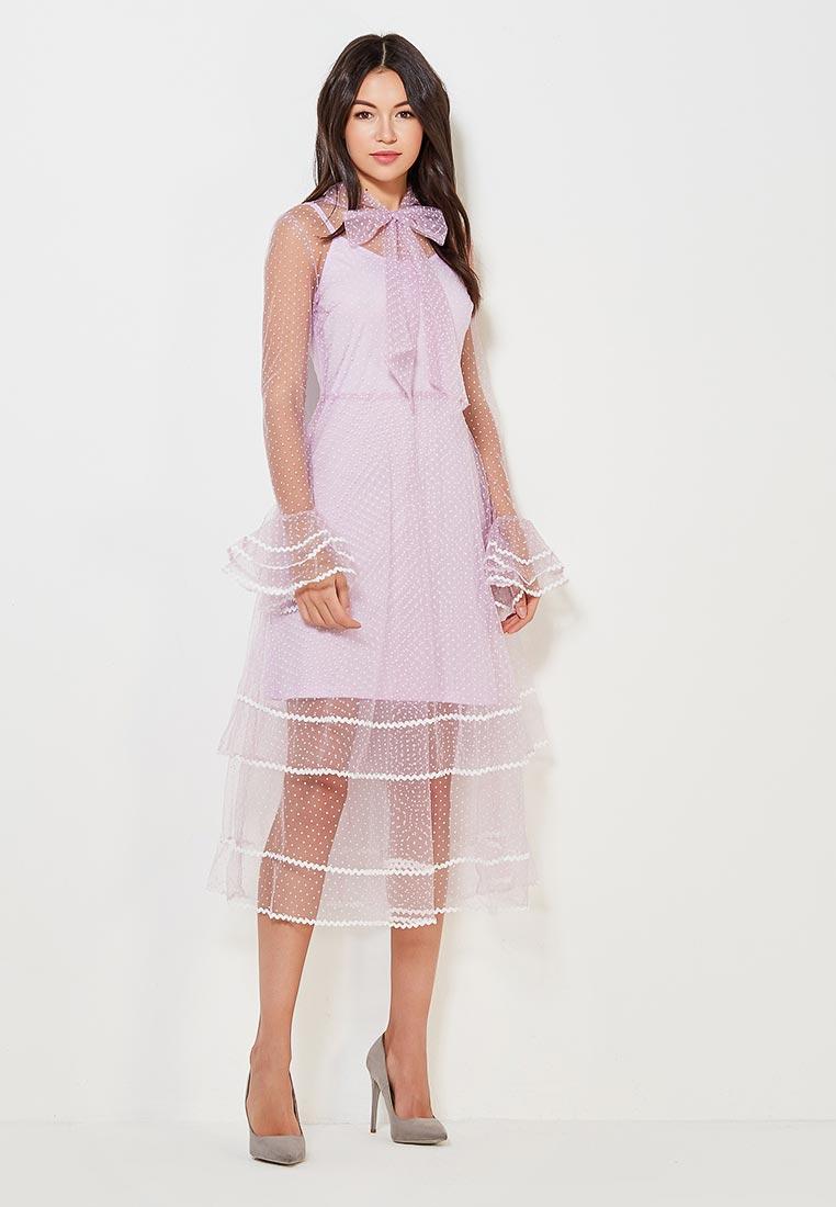Вечернее / коктейльное платье Paccio B006-P8171
