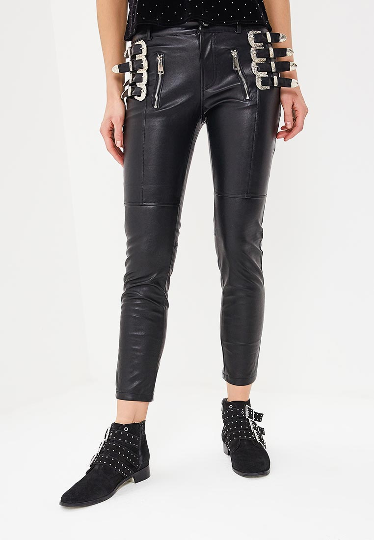 Женские зауженные брюки Paccio B006-P2293