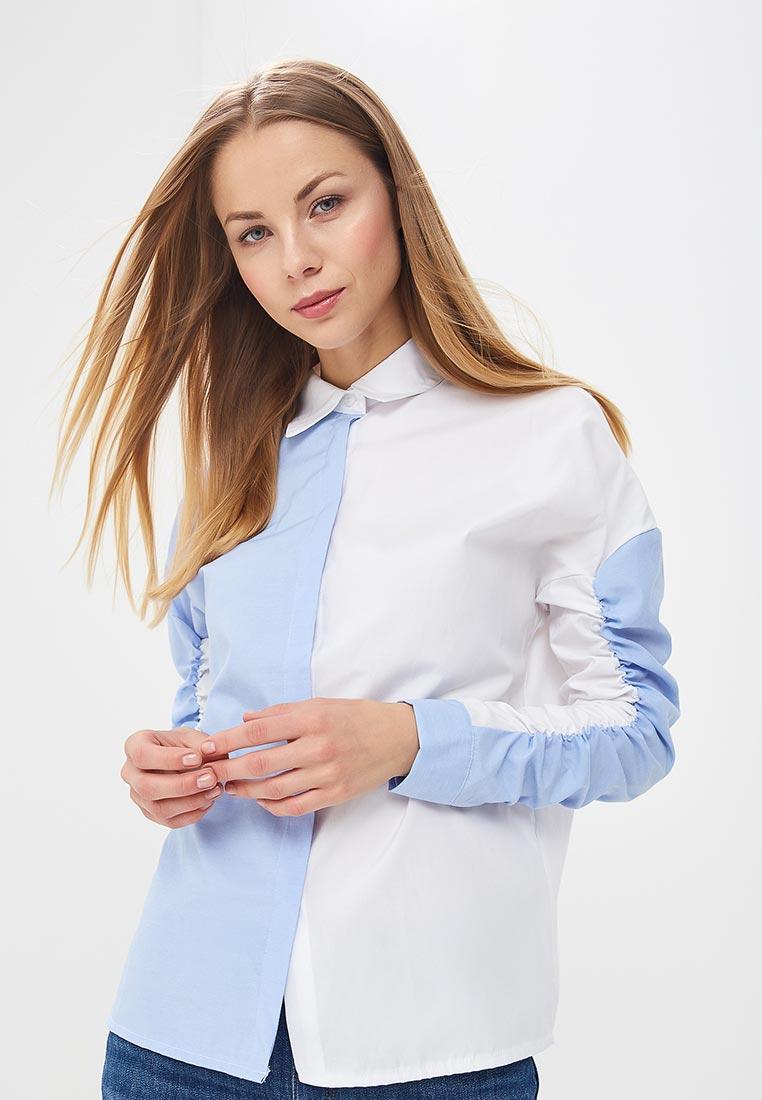 Женские рубашки с длинным рукавом Paccio B006-P7656