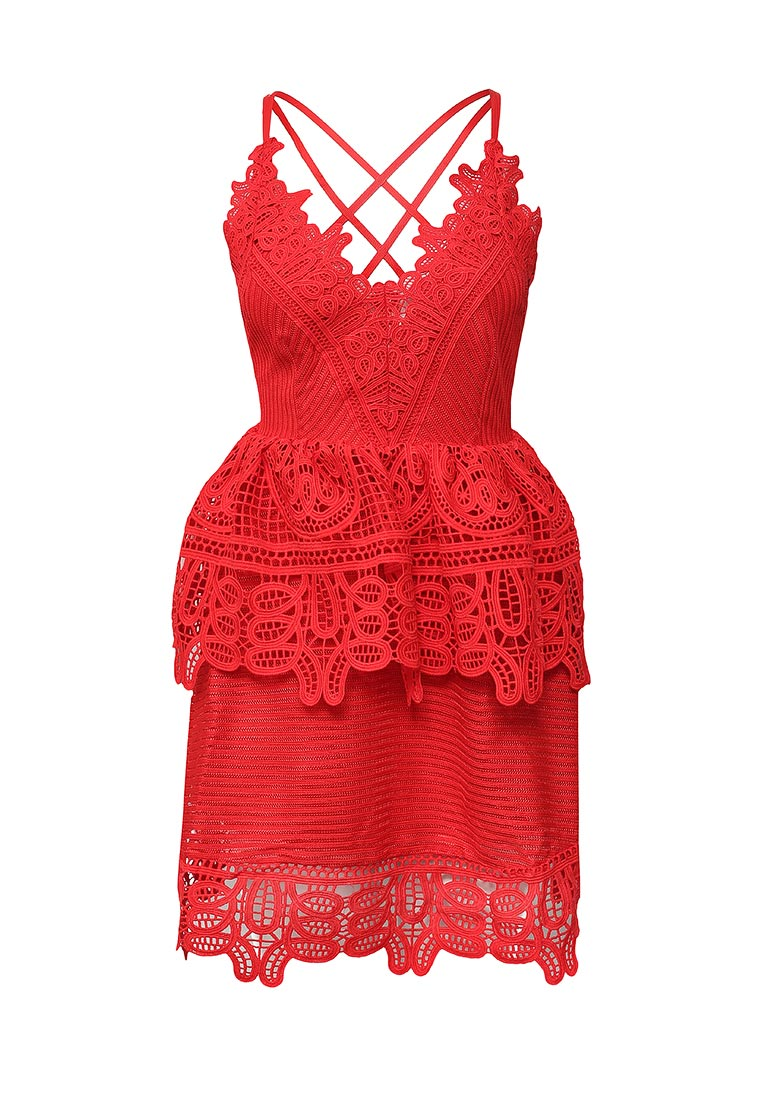 Вечернее / коктейльное платье Paccio R26-P8691