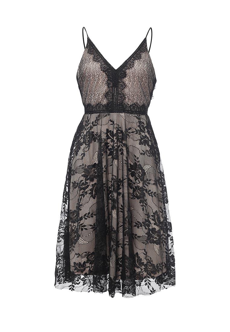 Платье-миди Paccio B006-P1230