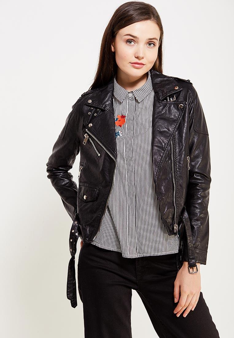 Кожаная куртка Paccio B006-P2235: изображение 1