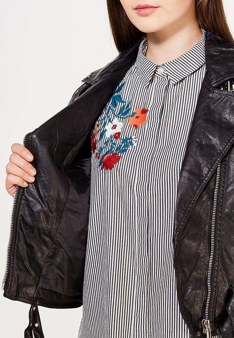 Кожаная куртка Paccio B006-P2235: изображение 4