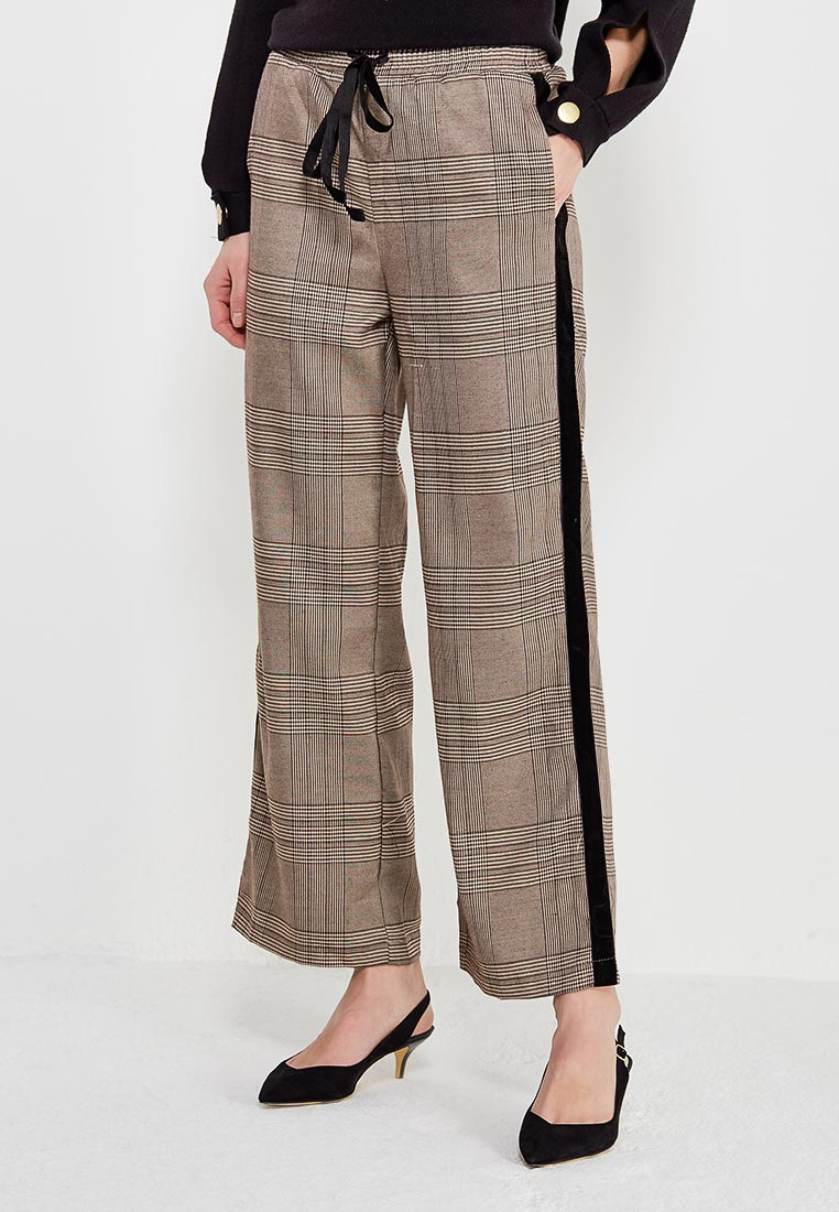 Женские широкие и расклешенные брюки Paccio B006-P1358
