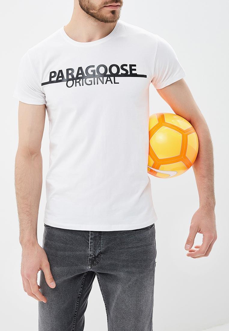 Футболка с коротким рукавом Paragoose FAROPARA