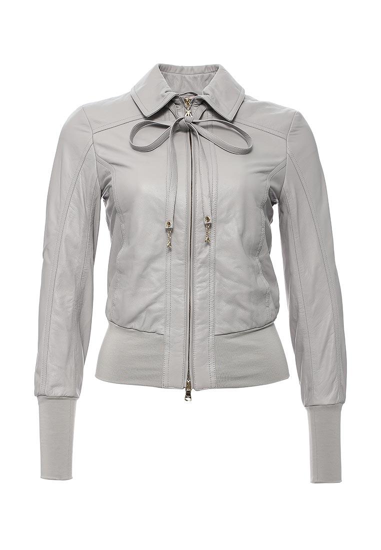 Кожаная куртка Patrizia Pepe 8L0131/A1HZ