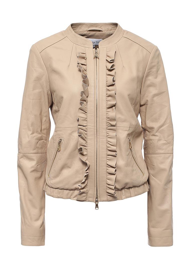 Кожаная куртка Patrizia Pepe 8L0164/A1HZ