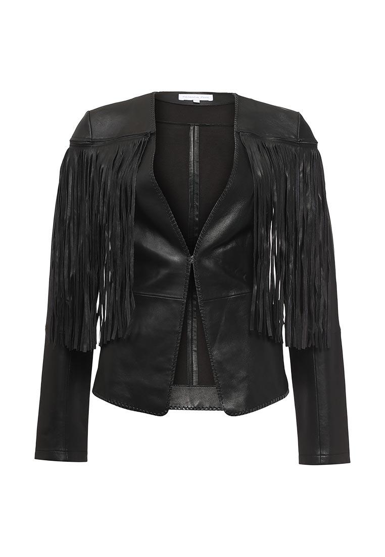 Кожаная куртка Patrizia Pepe 2L0728/A2NK