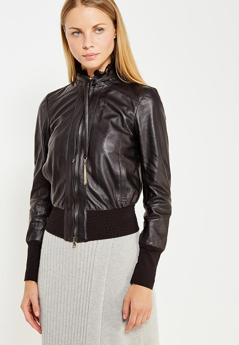 Кожаная куртка Patrizia Pepe 8L0205/A1HZ