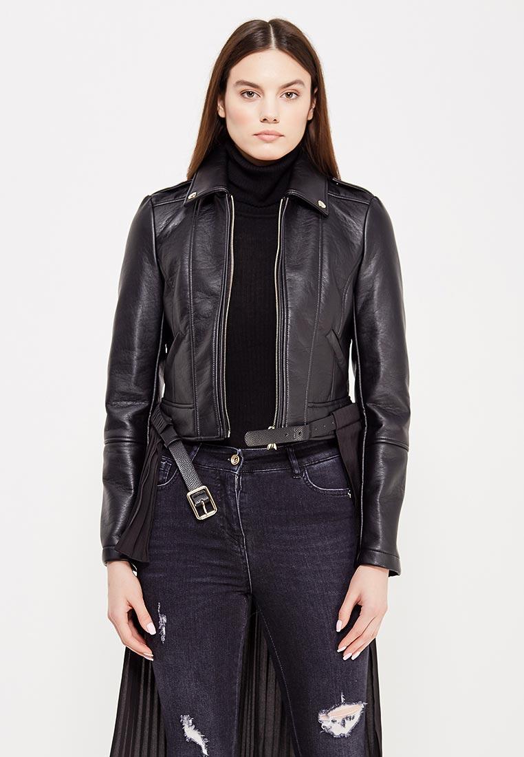 Кожаная куртка Patrizia Pepe 8L0181/A2TN