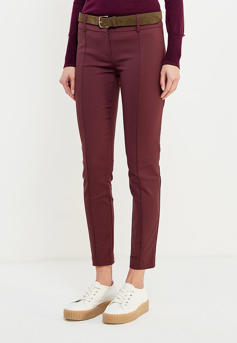Женские классические брюки Patrizia Pepe BP0368/AQ39