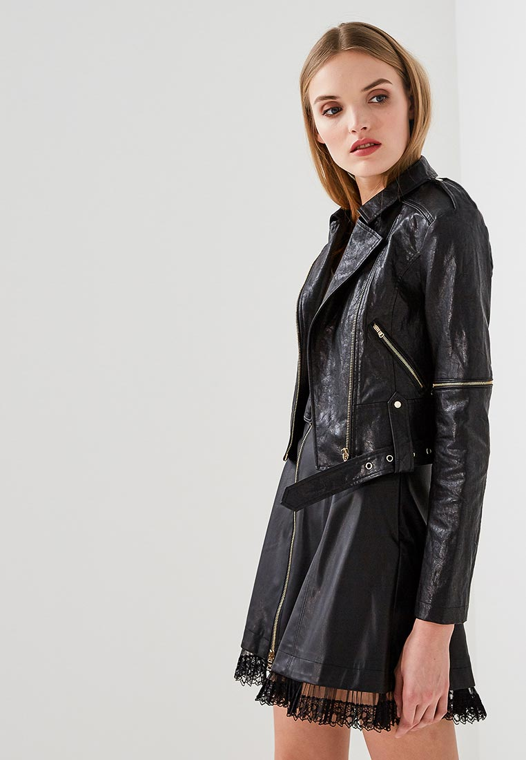 Кожаная куртка Patrizia Pepe (Патриция Пепе) 8L0215/A3CE