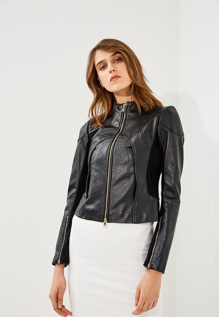 Кожаная куртка Patrizia Pepe 8L0224/A456