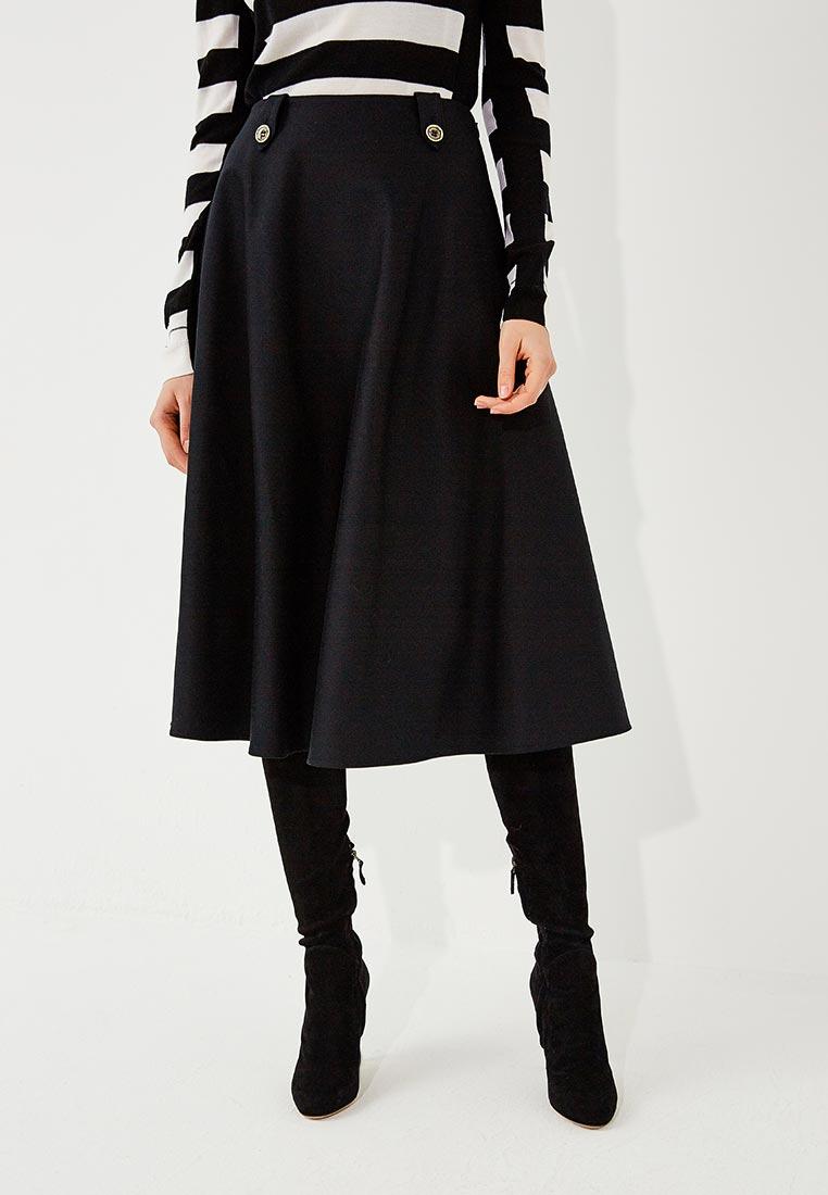 Широкая юбка Patrizia Pepe (Патриция Пепе) 8G0119/A3BP