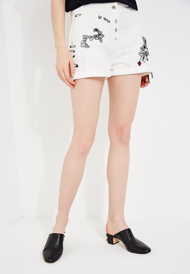 Женские джинсовые шорты Patrizia Pepe (Патриция Пепе) 2J2100/A3EN