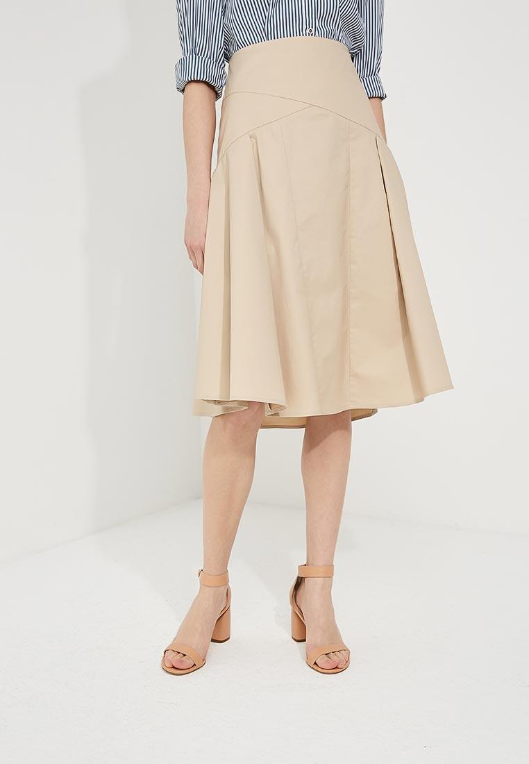 Широкая юбка Patrizia Pepe (Патриция Пепе) 2G0701/A3ZE