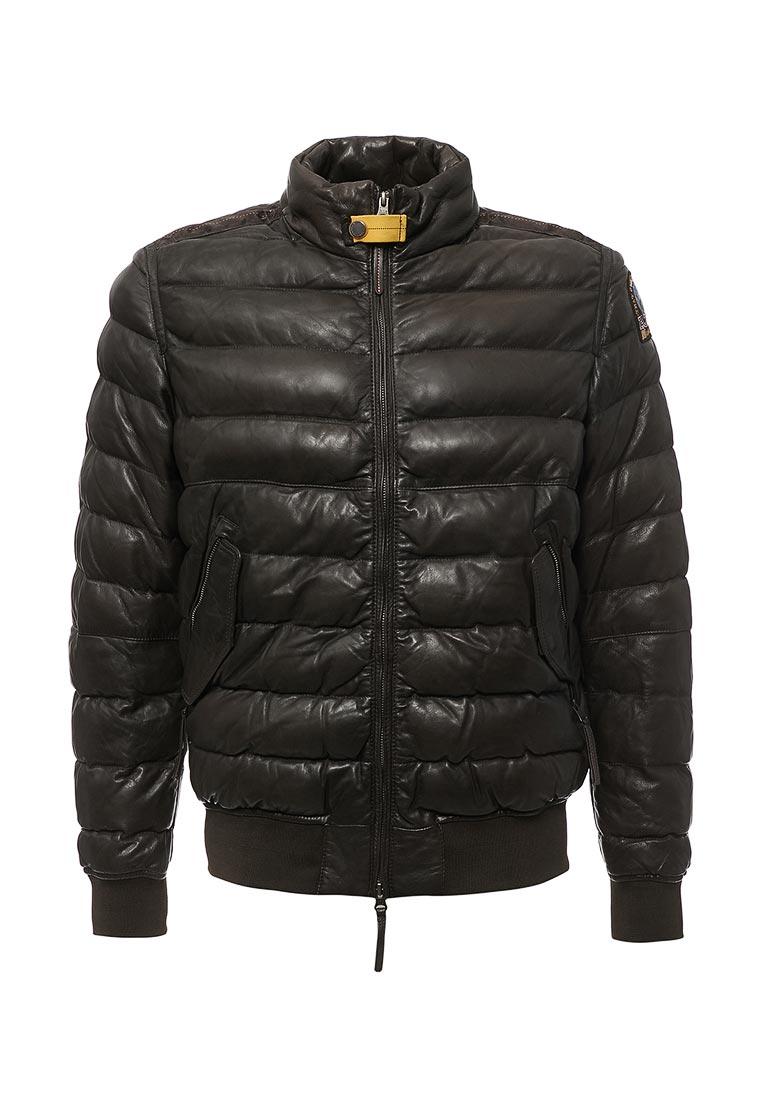 Кожаная куртка Parajumpers le03