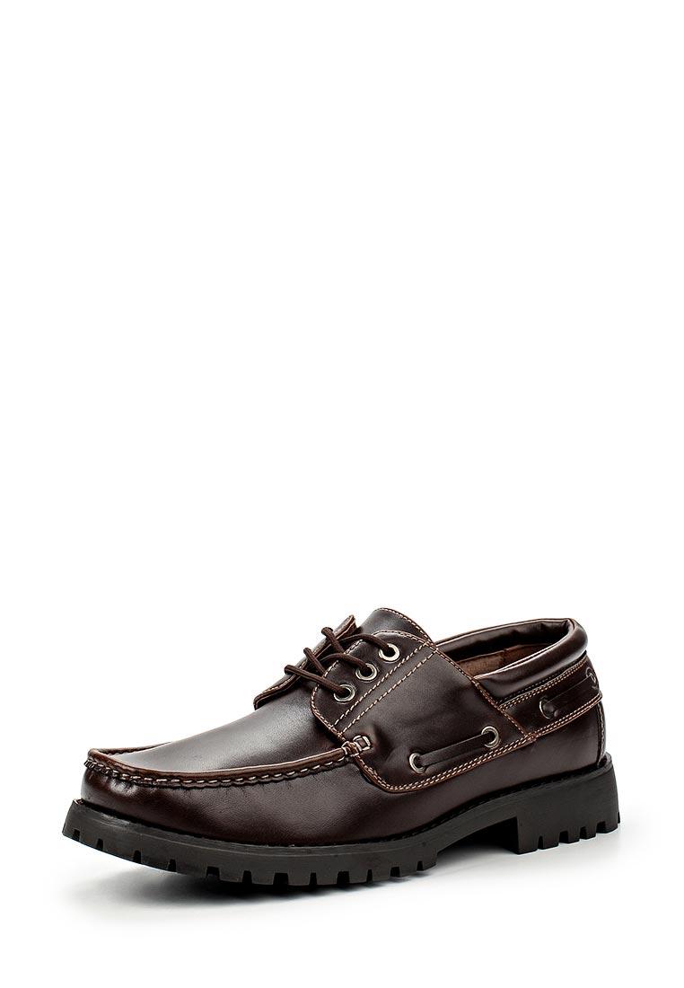 Мужские ботинки Pezatti D67-17T-100