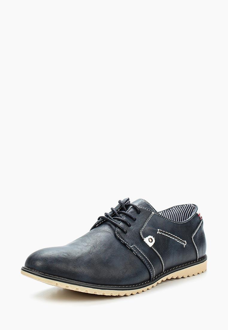 Мужские туфли Pezatti A716
