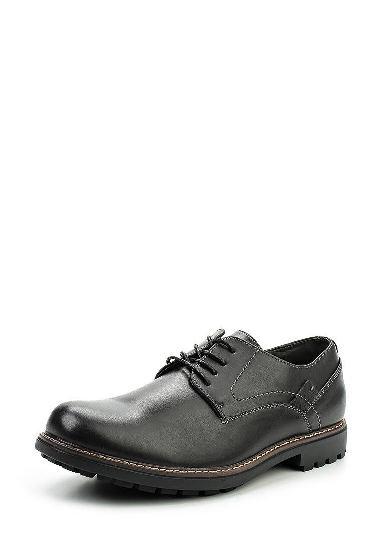 Мужские туфли Pezatti A729