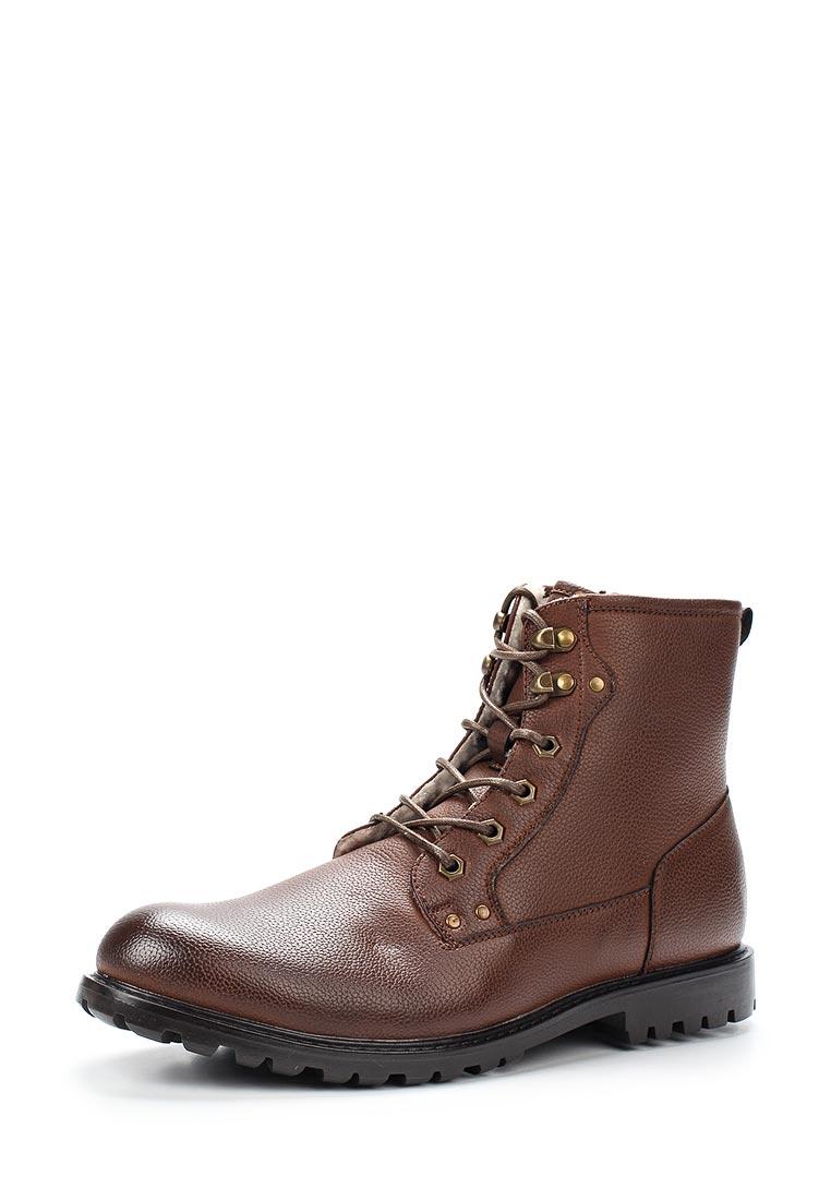 Мужские ботинки Pezatti Q51-6F2-71EM